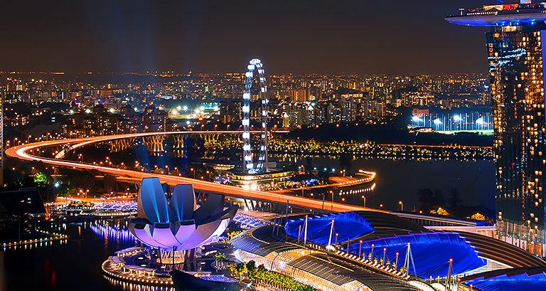 Fintech em Singapura
