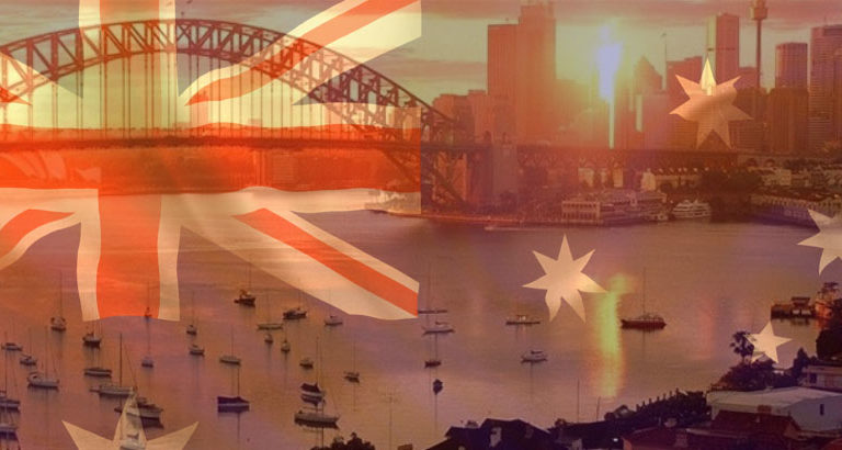 Austrália e Blockchain