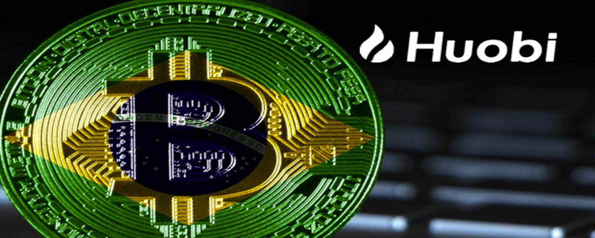bitcoin exchange brasil