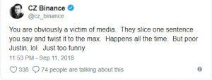 Webitcoin: Vitalik Buterin esclarece seu comentário sobre o crescimento massivo das criptomoedas e zomba das críticas