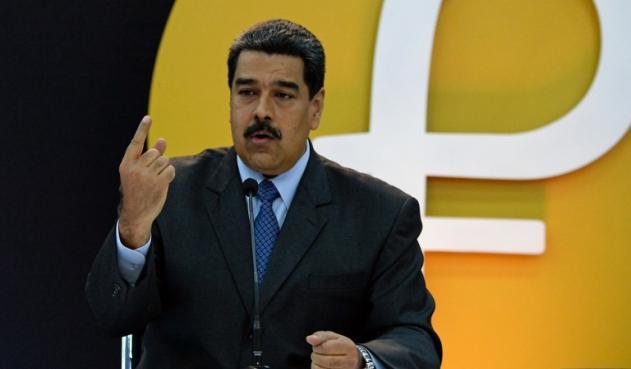 WeBitcoin: Nicolas Maduro: Venda pública do Petro terá início em novembro
