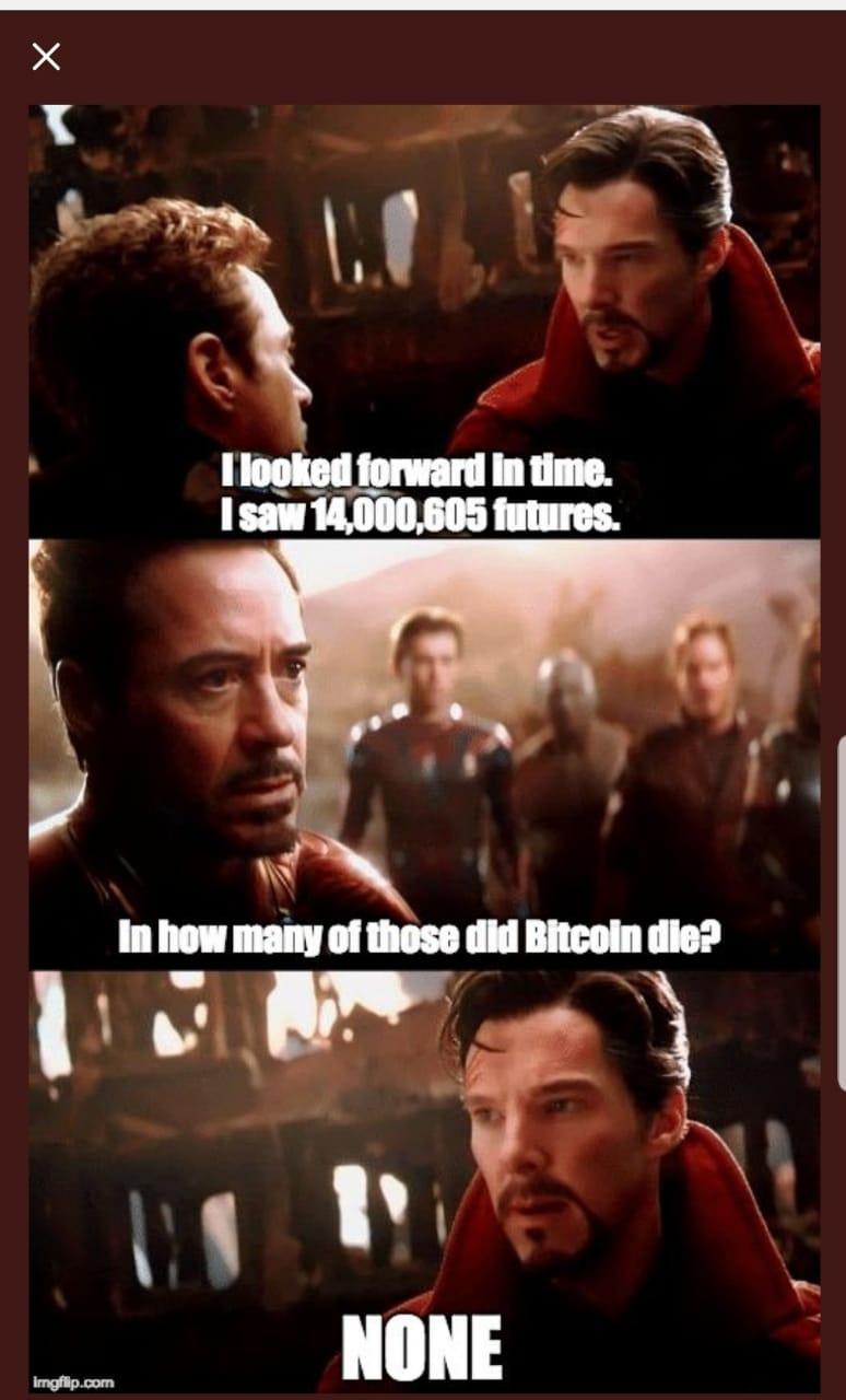 meme bitcoin - doutor futuro