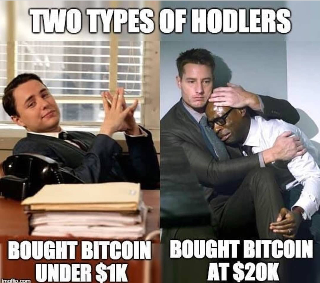 meme bitcoin - hodl