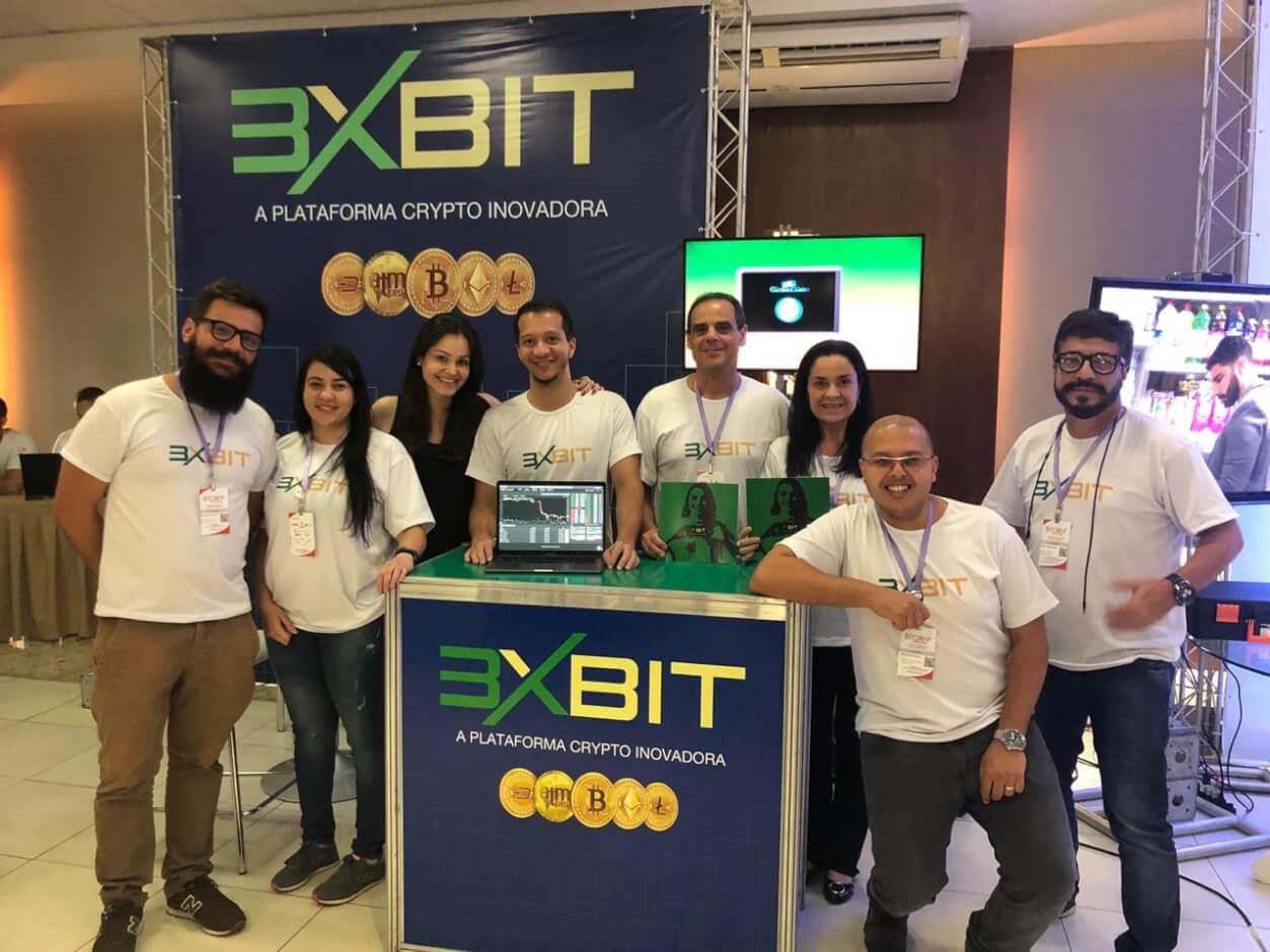 WeBitcoin: Surpreendente: 3xBit anuncia compra da plataforma Troca.Ninja e mostra para que veio
