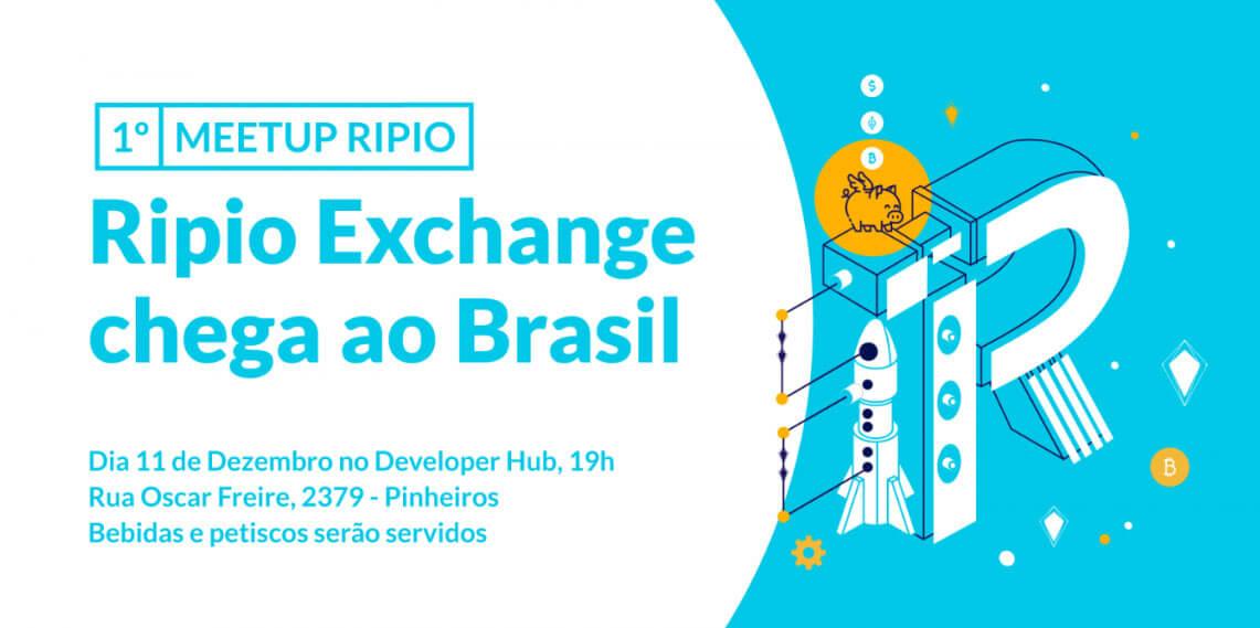 Webitcoin: Exchange da Ripio começa a operar no Brasil neste mês
