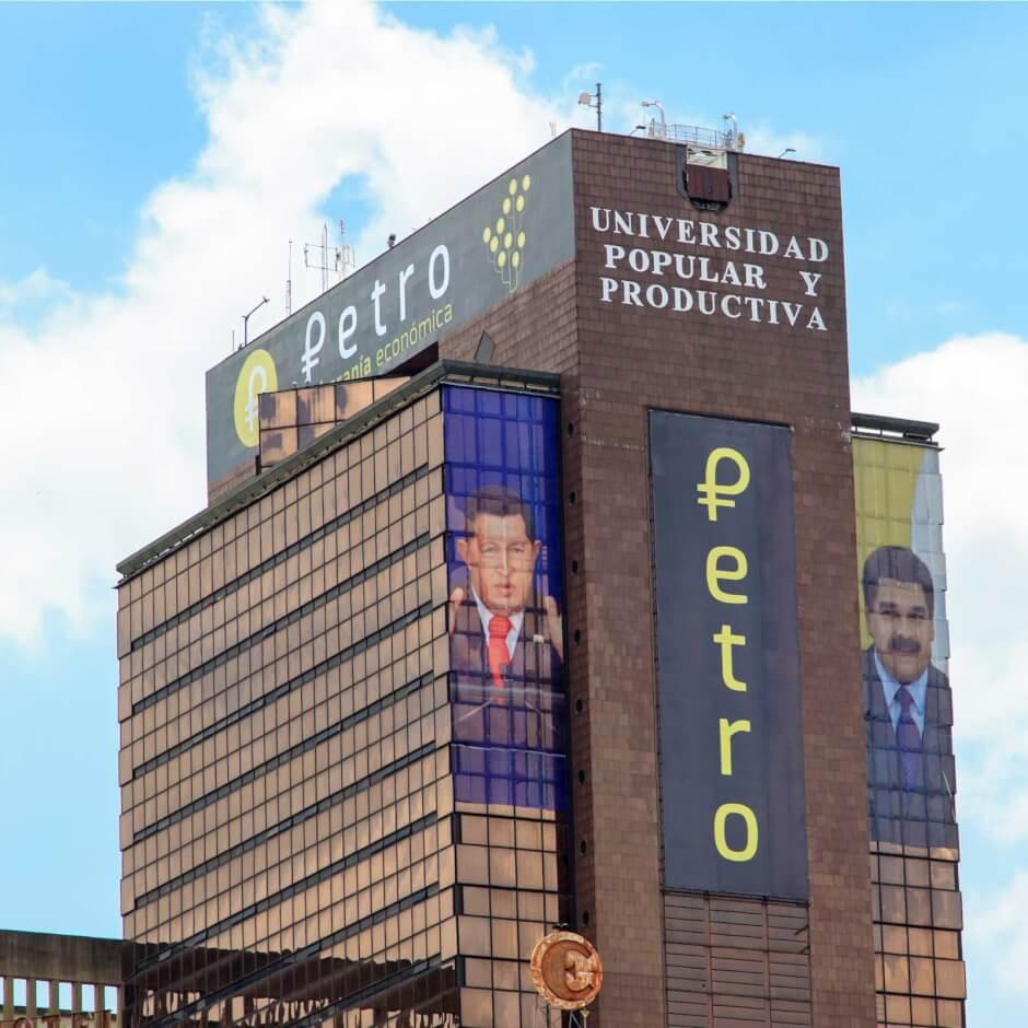 Webitcoin: Venezuela começará a vender óleo por meio da Petro em 2019