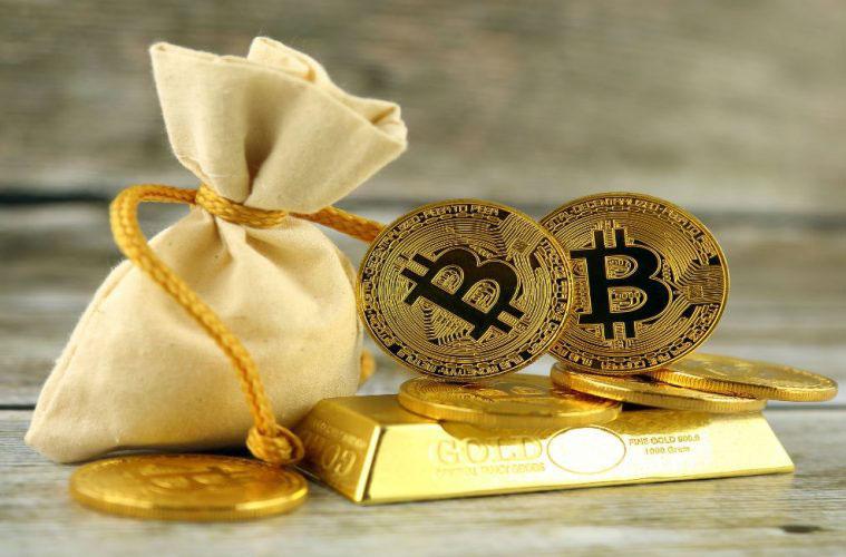 Webitcoin: Bitcoin está cotado em uma forte correlação com o ouro