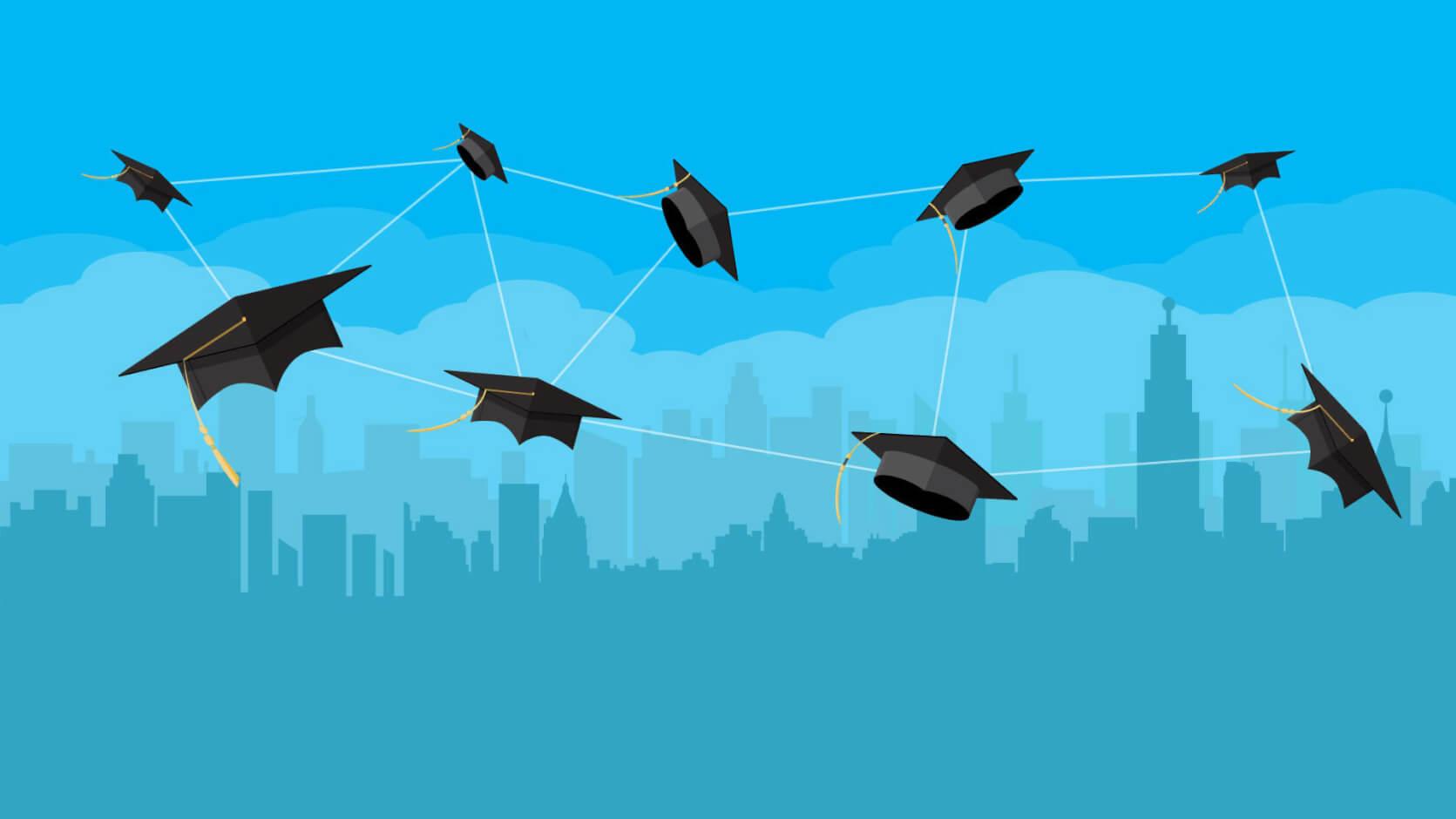 Webitcoin: Grande escola de economia da Índia emite certificados em blockchain para combater diplomas falsos