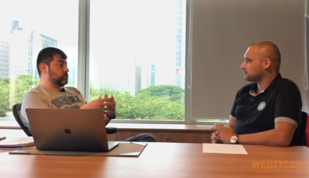 Webitcoin: Entrevista: Rodrigo Marques, CEO da Atlas Quantum, fala sobre sua vida e sua empresa