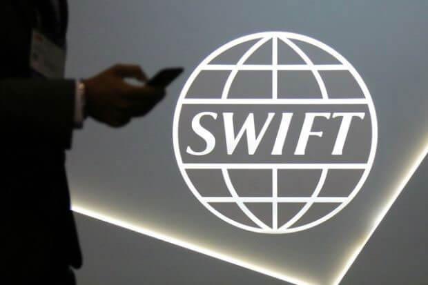 """Webitcoin: SWIFT está testando novo sistema de pagamento para lidar com a """"ameaça blockchain"""""""