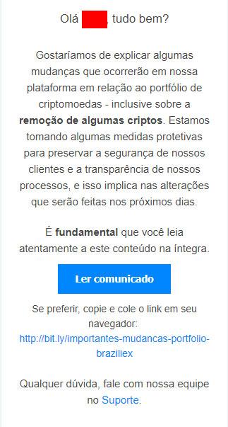 Webitcoin: Com medo de ataques 51%, Braziliex removerá criptomoedas de sua plataforma