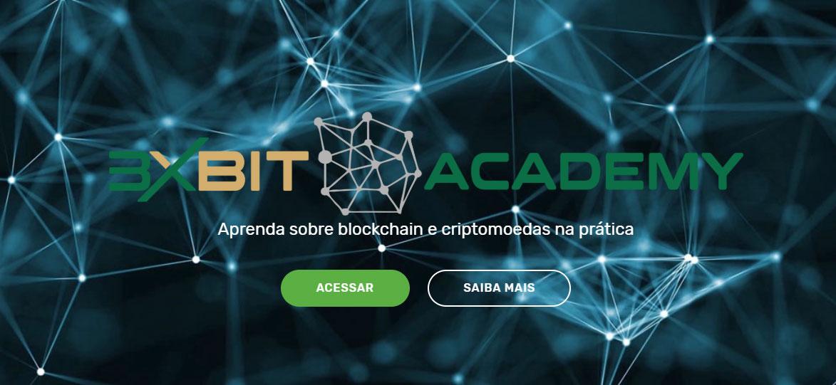 Webitcoin: 3xbit.Academy: um novo esforço para fomentar a educação na cripto esfera