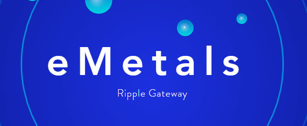 Webitcoin: eMetals: protocolo Ripple será utilizado para tokenizar commodities
