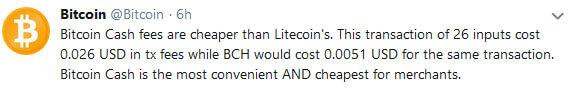 Webitcoin: Litecoin vs Bitcoin Cash: BCH é tida como uma opção transacional mais viável