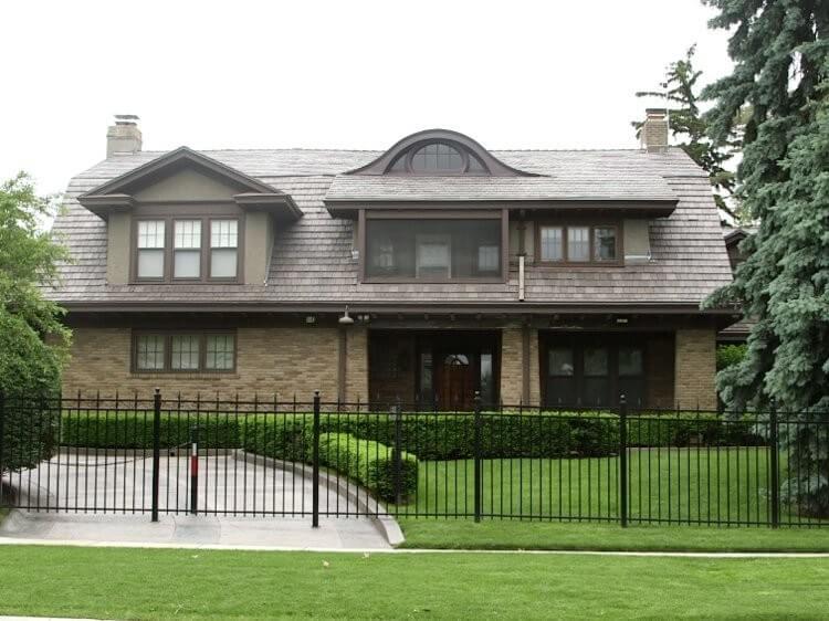 Warren Buffet casa