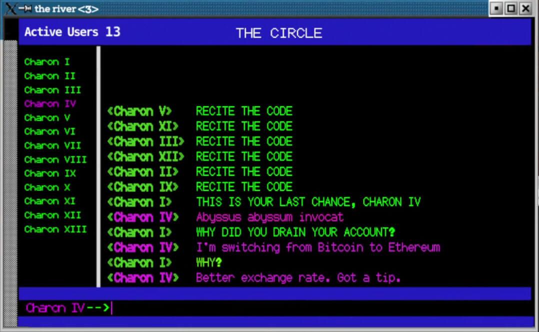 Webitcoin: Um pé e meio no mainstream: criptomoedas e o cinema