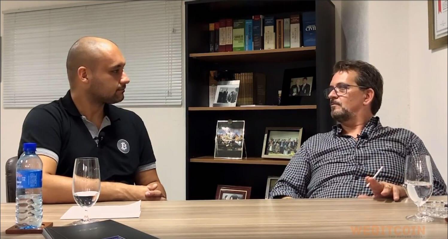 Webitcoin: Entrevista: Dr. Octávio de Paula, COO da 3xbit, fala sobre os aspectos jurídicos das criptomoedas