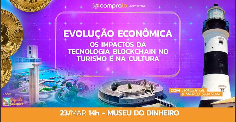 Webitcoin: Museu do Dinheiro, em Salvador, receberá evento sobre blockchain em março