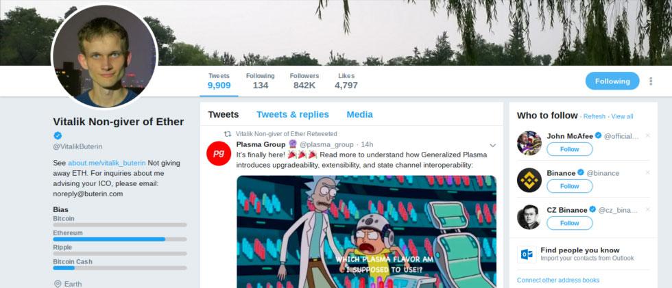 """Webitcoin: Coinflict of Interest: extensão promete revelar informações """"contaminadas"""" no Cripto Twitter"""
