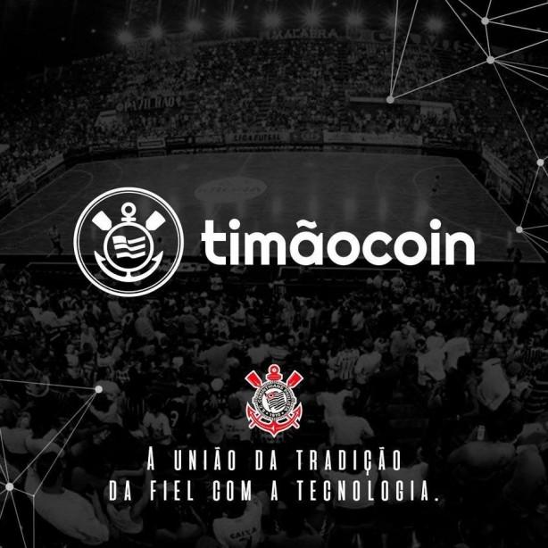WeBitcoin: Timãocoin: Corinthians lança a própria criptomoeda