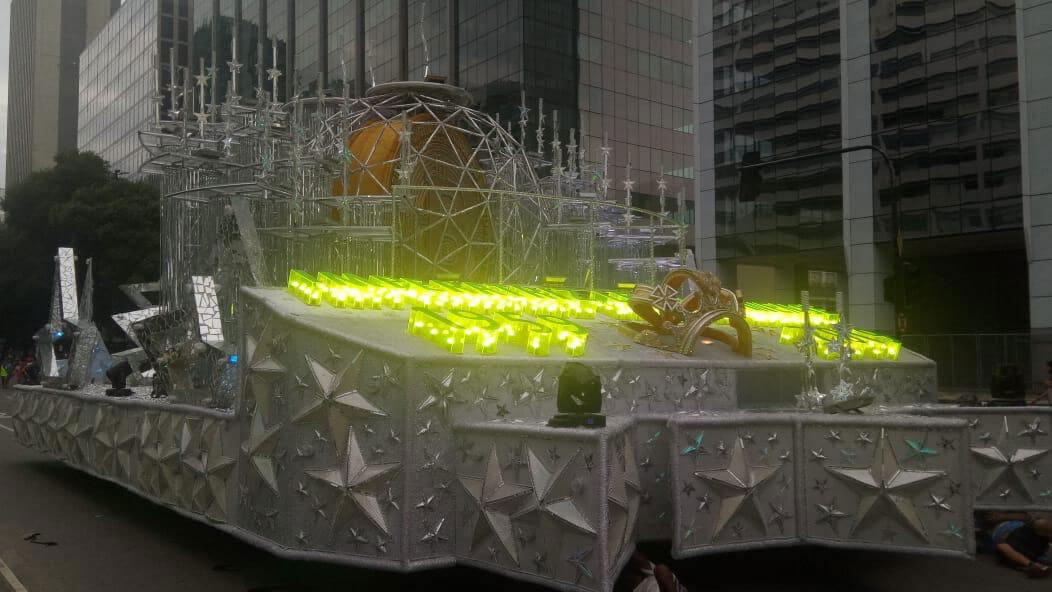 Webitcoin: Bitcoin na Sapucaí: criptomoeda faz parte do samba enredo da Imperatriz Leopoldinense