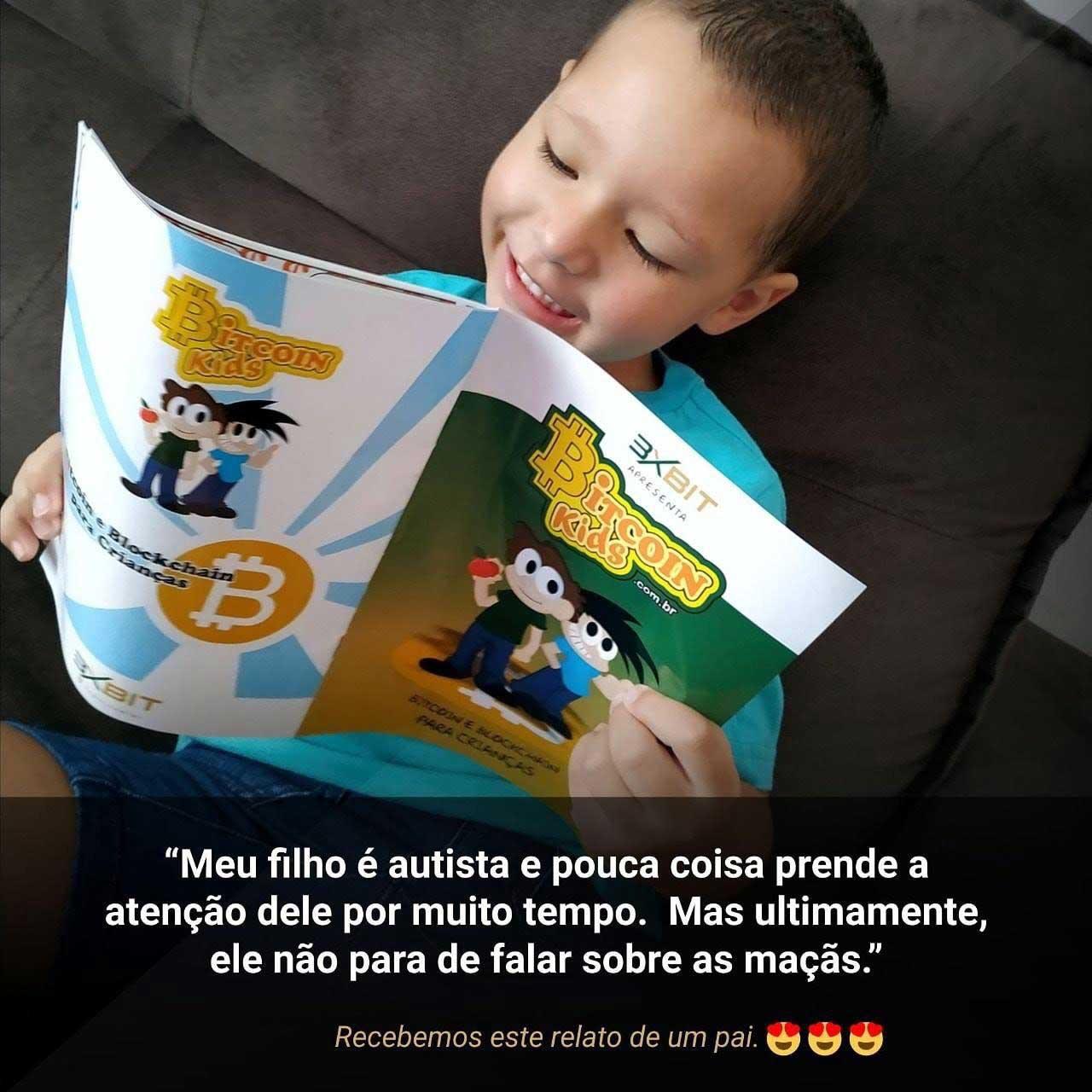 Webitcoin: Bitcoin Kids: iniciativa educacional da 3xbit rompe barreiras