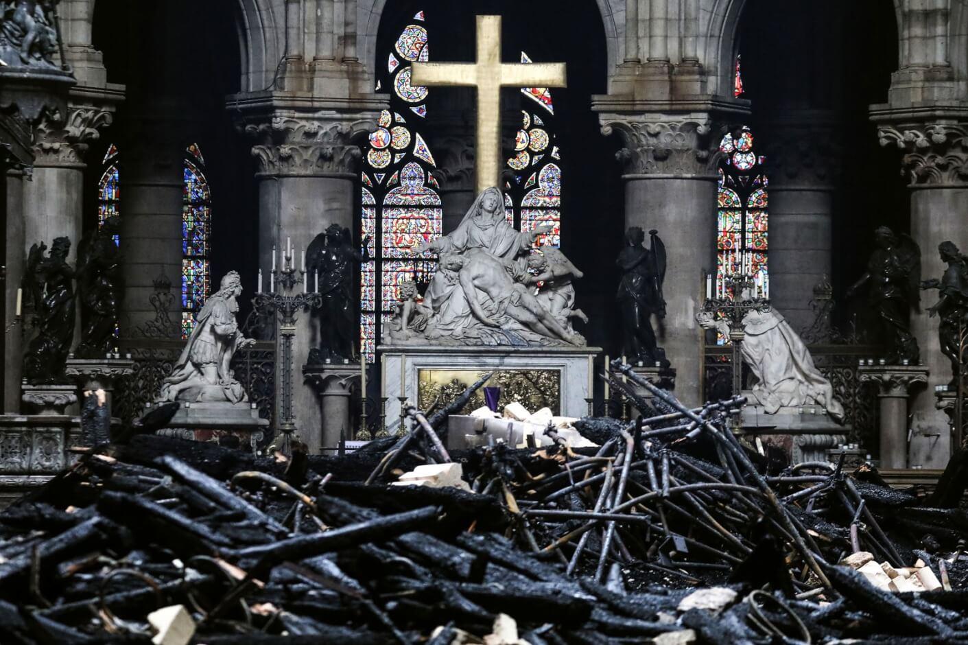 WeBitcoin:Nova campanha irá arrecadar fundos em criptomoedas para ajudar na reconstrução da Catedral de Notre Dame