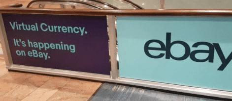 WeBitcoin: O eBay passou a aceitar criptomoedas?