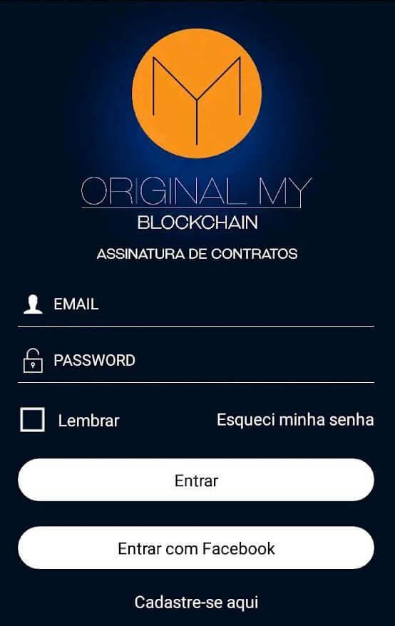 WeBitcoin: 3xabit viabiliza login com ID Blockchain da OriginalMy