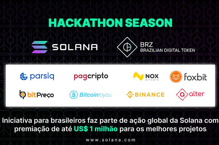 hackathon Solana season